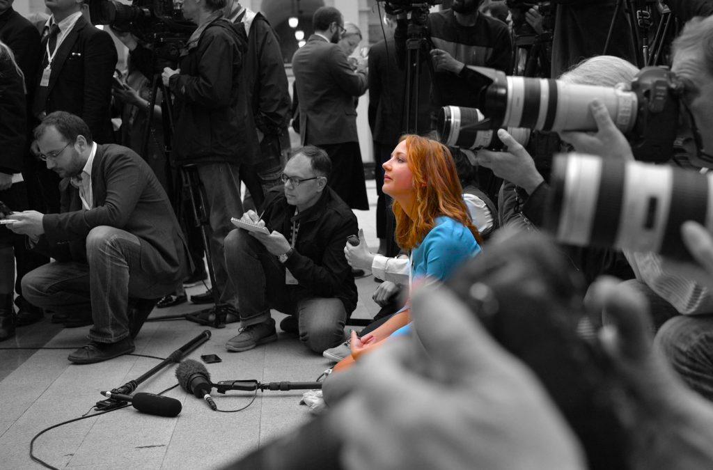 Où sont les femmes dans les médias européens?
